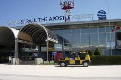 Macedonia-Ohrid-Airport